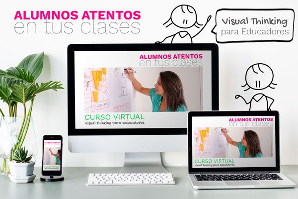 curso virtual visual thinking